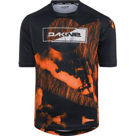 Dakine Thrillium Maillot manches courtes Homme, team aggy orange